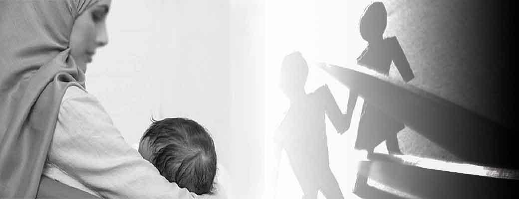 حکم شرعی شیر دادن مادر زن به نوه دختری خود